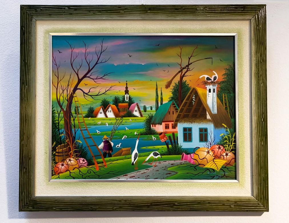 Cicka Pavel - Bociany z jari